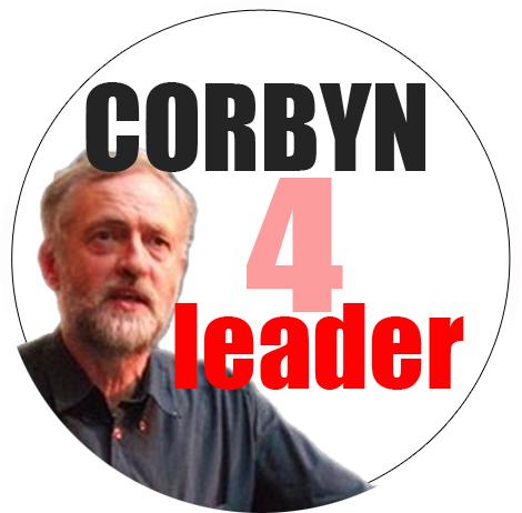 Corbyn 4 leader