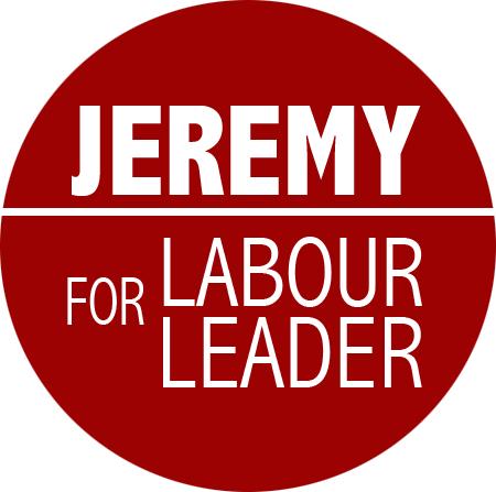 Jeremy for Labour Leader