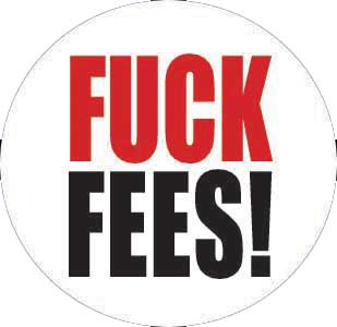 Fuck fees