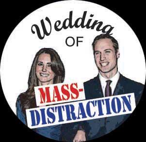 Wedding of mass destruction