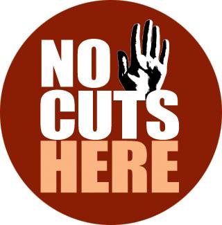 No cuts here