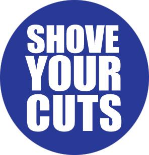 Shove your cuts