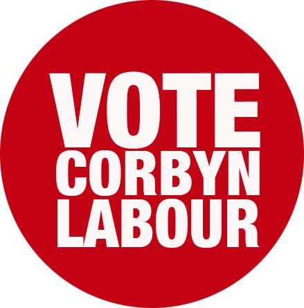Vote Corbyn, vote Labour