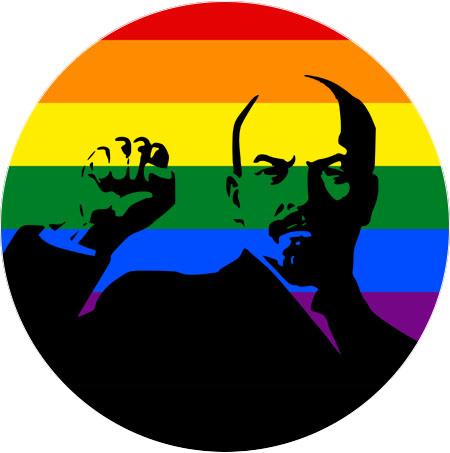 gay lenin proof