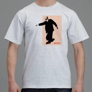 Lenin skates grey