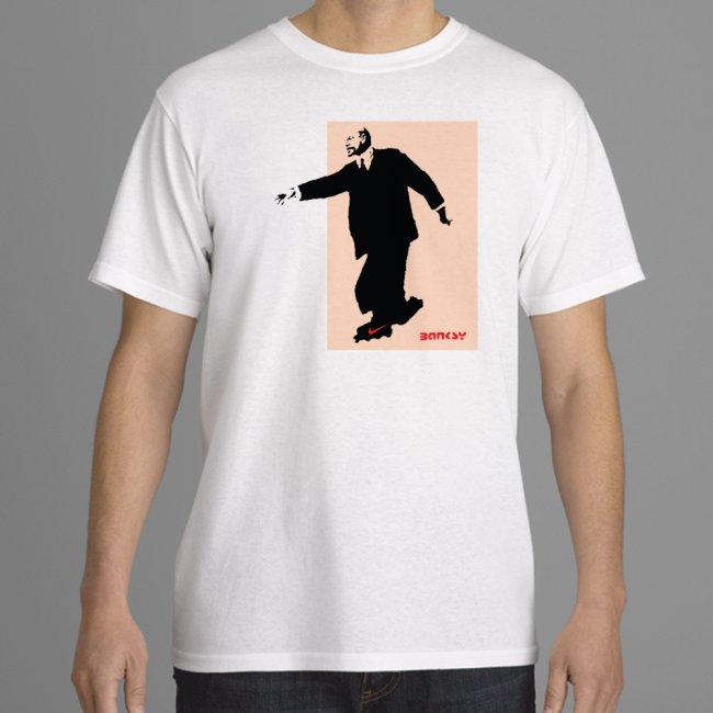 Lenin skates white