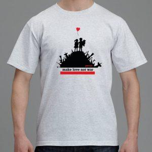 love not war grey