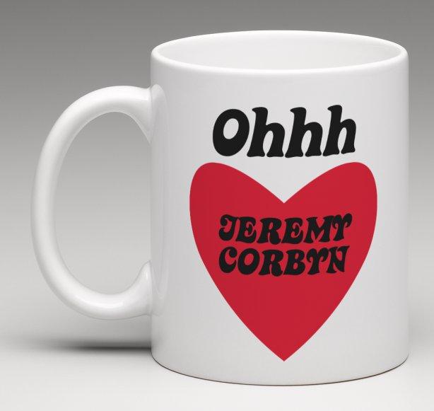 ooh Jeremy Corbyn