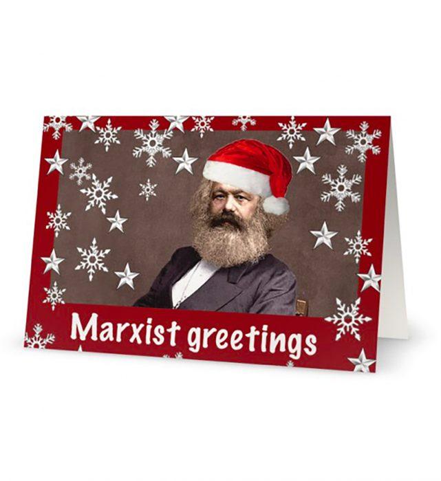 Marx card proof