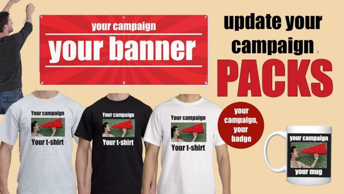 U campaign pack pix