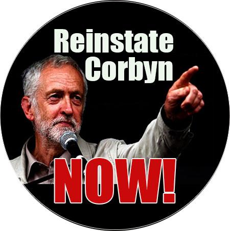 Reinstate Corbyn pic